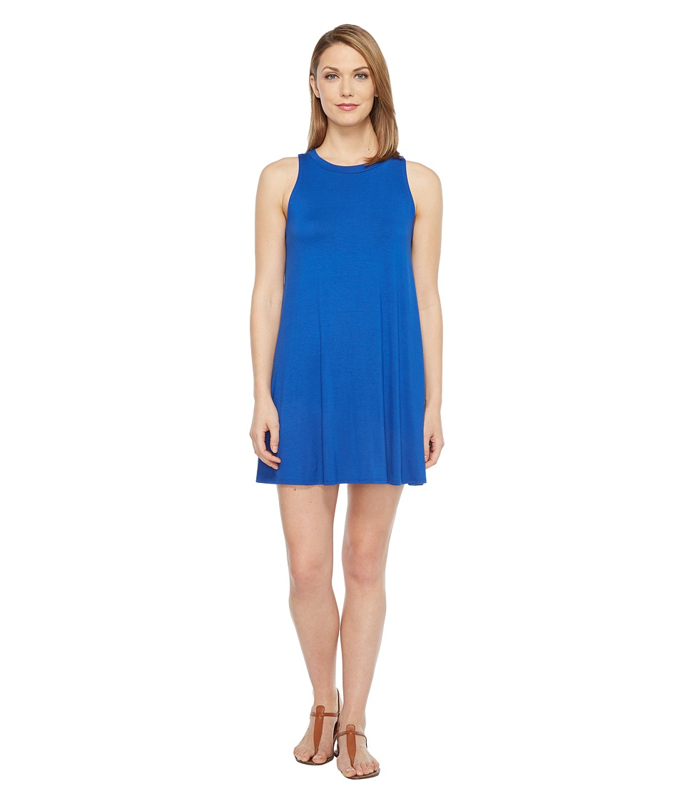 Culture Phit - Toni Sleeveless Dress (Royal) Women's Dress