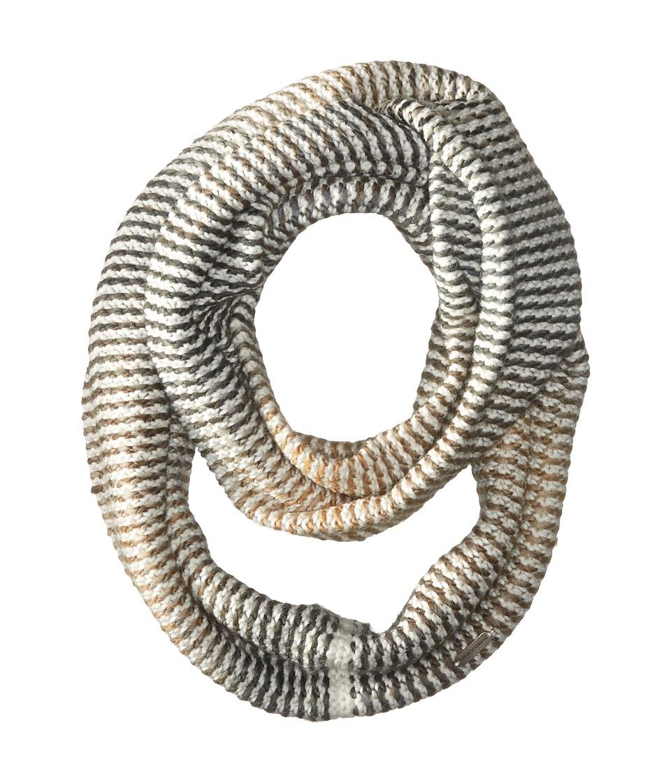 Steve Madden - Spectrum Infinity Scarf (Ivory) Scarves