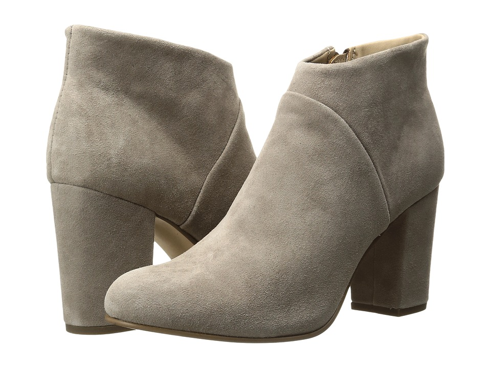 Photo of Steve Madden Juliet Taupe Suede Boots - shop  on sale
