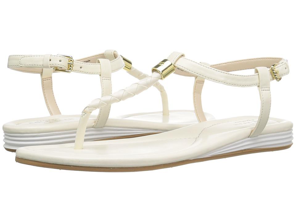 Cole Haan Original Grand Braid Sandal II (Ivory Leather) Women