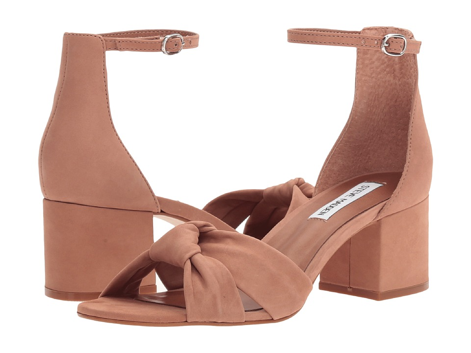 Steve Madden - Inspire (Tan Nubuck) Women's Sandals
