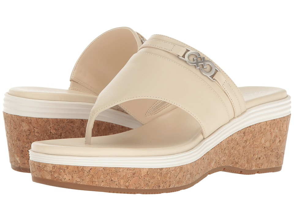 Cole Haan - Lindy Grand Thong II (Sandshell/Ivory) Women's Shoes