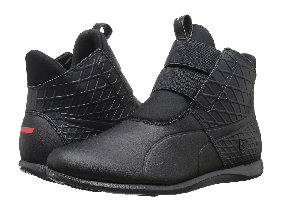 PUMA - SF Ankle Boot (Moonless Night/Moonless Night/Moonless Night) Women's Boots
