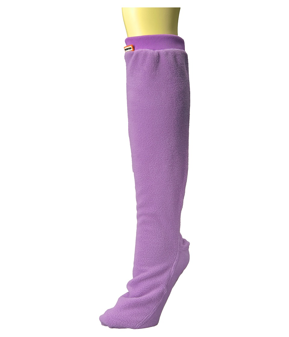 Hunter - Original Tall Boot Sock Fitted (Dusty Lavender) Women's Crew Cut Socks Shoes