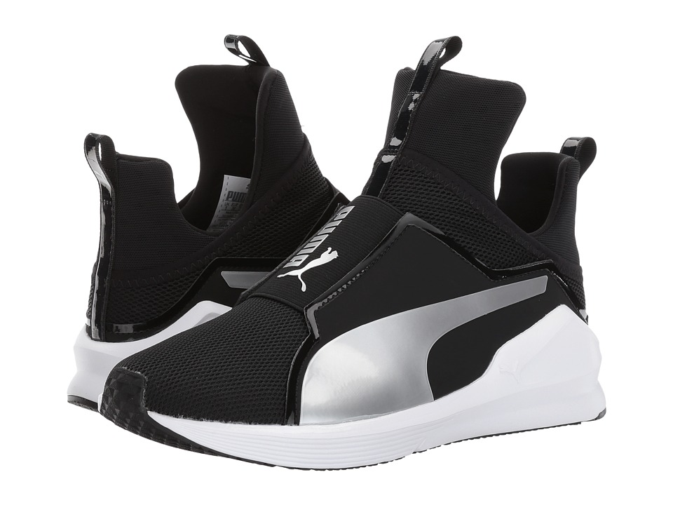 PUMA - Fierce Core (Puma Black/Puma Silver) Women's Shoes