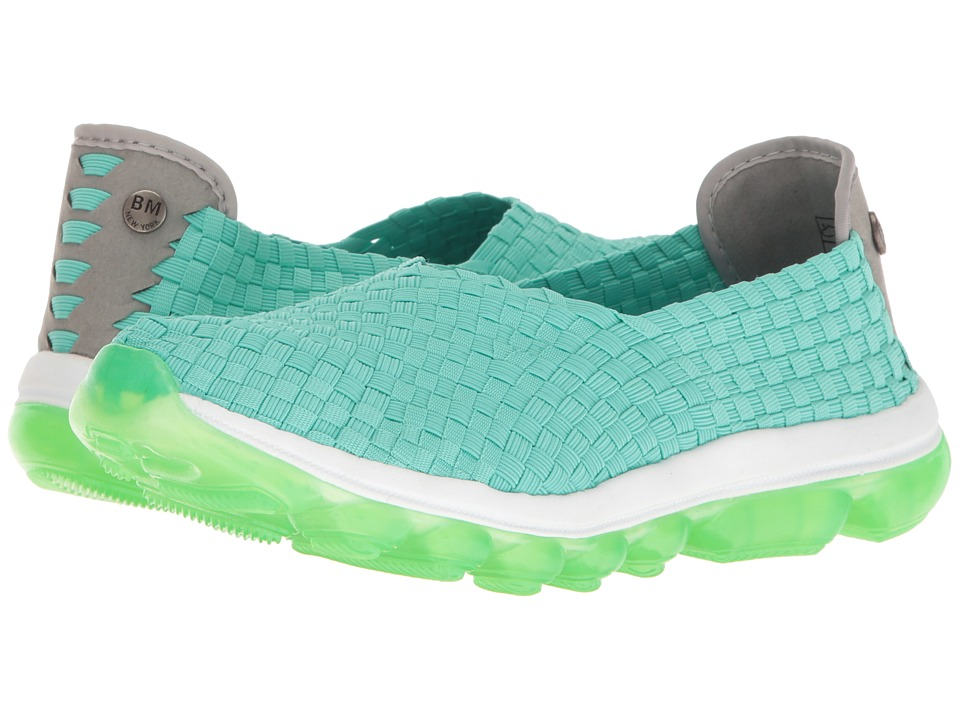 bernie mev. - Gummies Fly (Mint) Women's Slip on Shoes