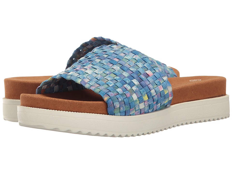 bernie mev. - Capri (Multi Camo) Women's Sandals