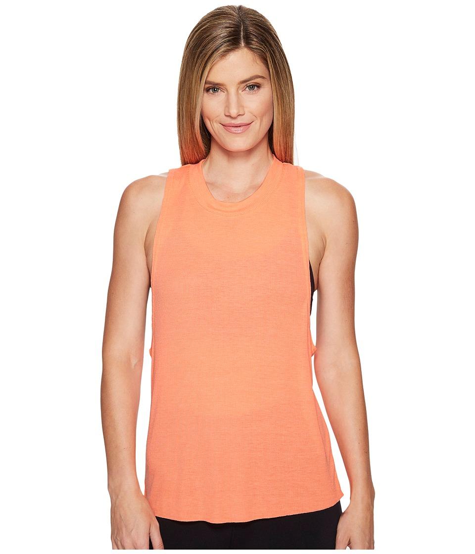 ALO - Heat-Wave Tank Top (Starburst) Women's Sleeveless