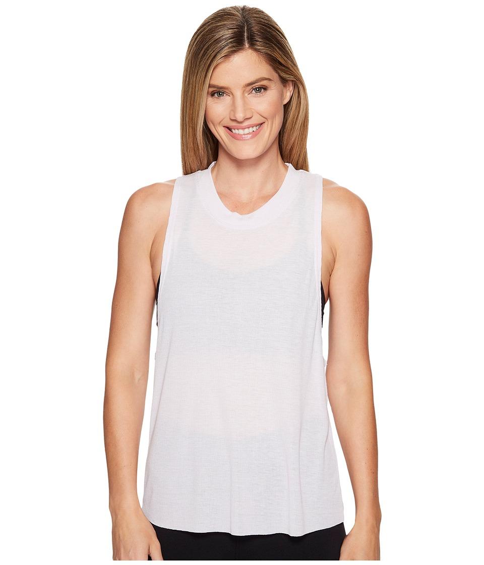 ALO - Heat-Wave Tank Top (Zephyr) Women's Sleeveless