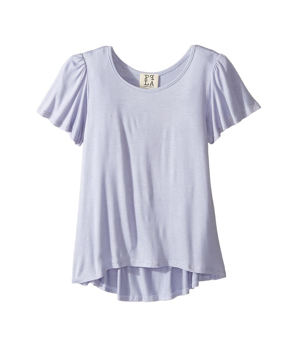 People's Project LA Kids - Rosy Tee (Big Kids) (Lavender) Girl's T Shirt