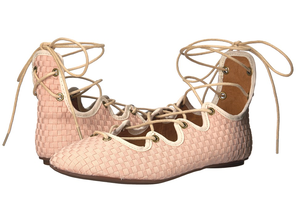 bernie mev. - Harriet (Blush) Women's Flat Shoes