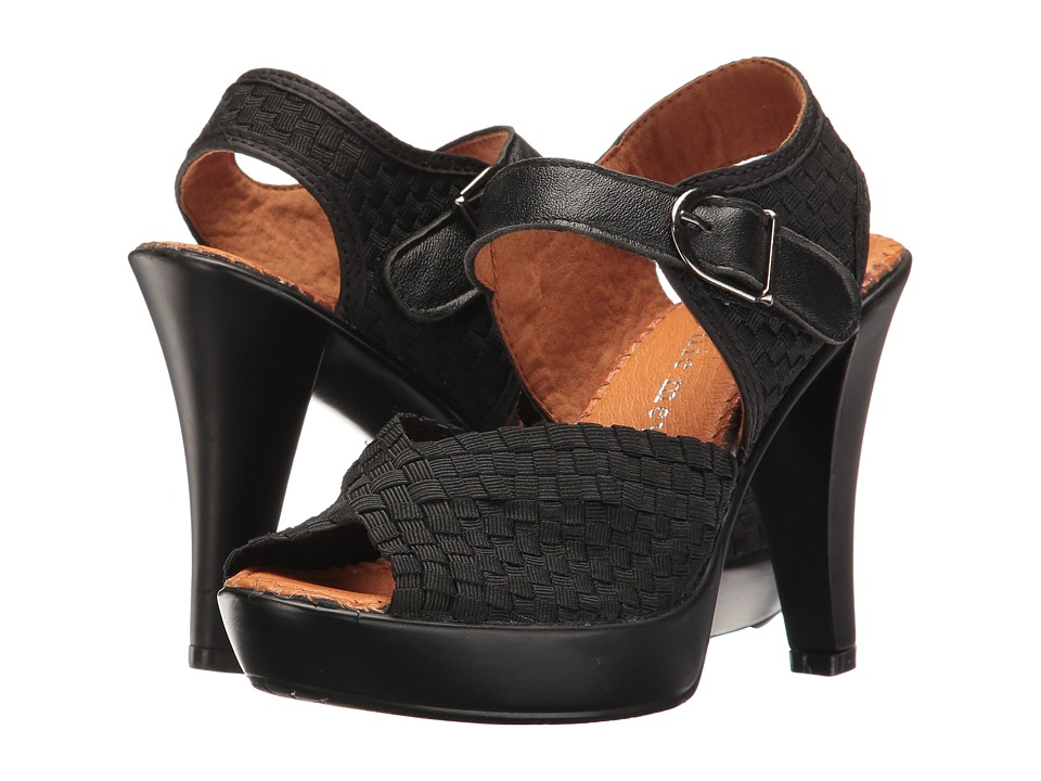 bernie mev. - Broadway (Black) High Heels