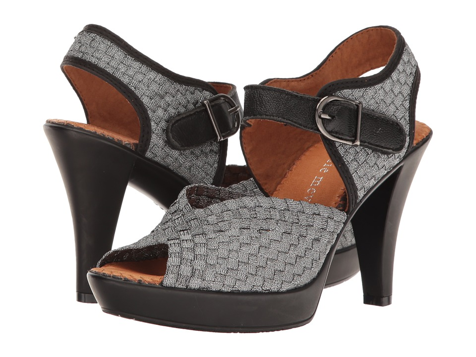 bernie mev. - Broadway (Pewter) High Heels