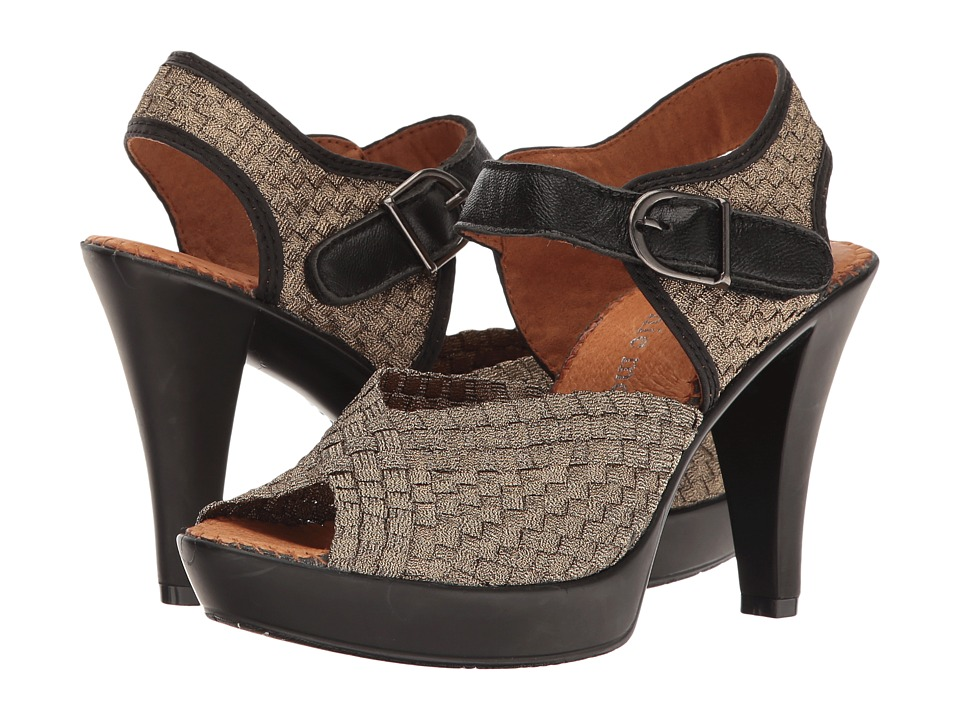 bernie mev. - Broadway (Bronze) High Heels
