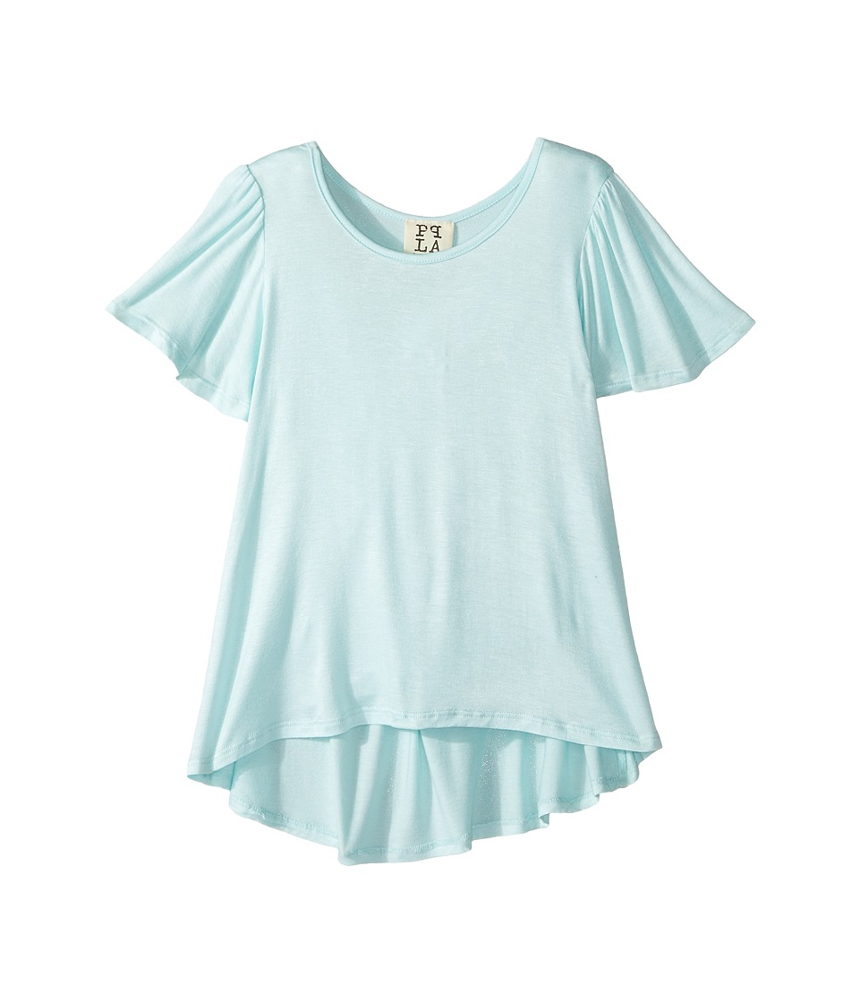 People's Project LA Kids - Rosy Tee (Big Kids) (Mint) Girl's T Shirt