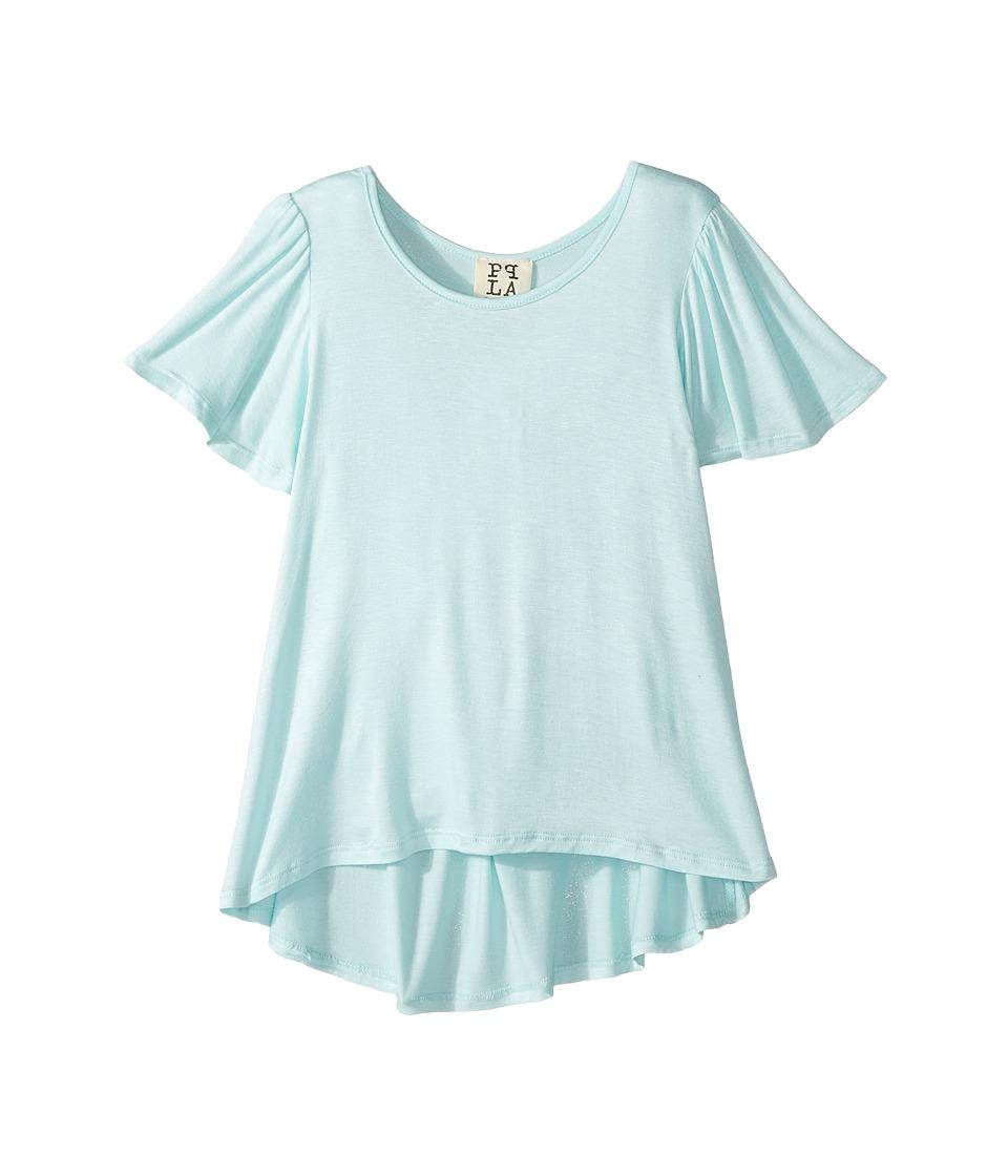 People's Project LA Kids - Rosy Tee (Big Kids) (Mint) Girl's T Shirt