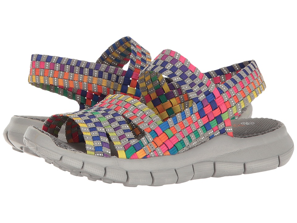 bernie mev. - Cindy (Multi) Women's Sandals