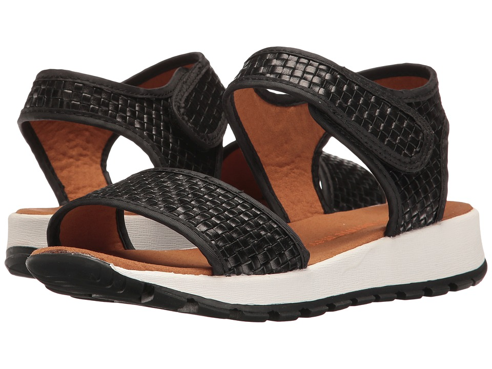 bernie mev. - Tara Leather (Black) Women's Sandals
