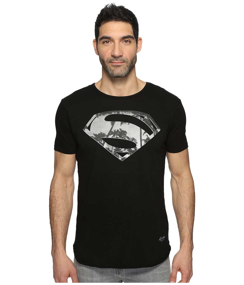 KINETIX - Superman Palm (Black) Men's Clothing