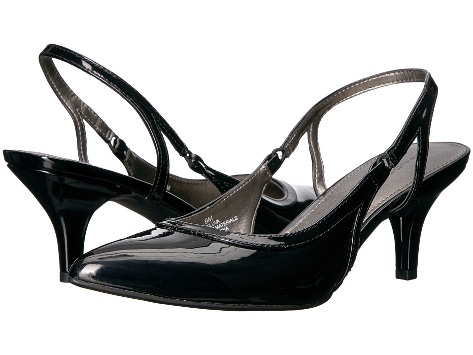 Bandolino - Iluva (Black Synthetic) Women's Shoes