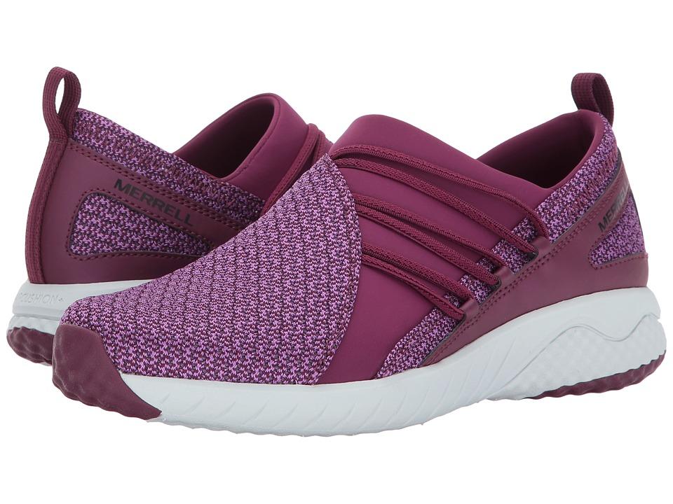 Merrell - 1SIX8 Moc AC+ (Amarath) Women's Shoes