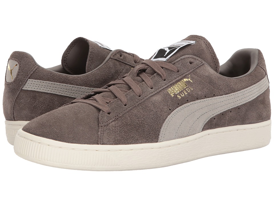 PUMA - Suede Classic + (Falcon/Rock Ridge) Men's Shoes