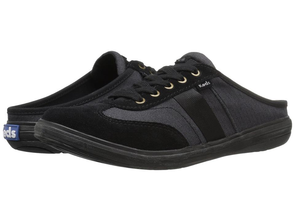 Keds - Virtue (Black 1) Women's Slip on Shoes