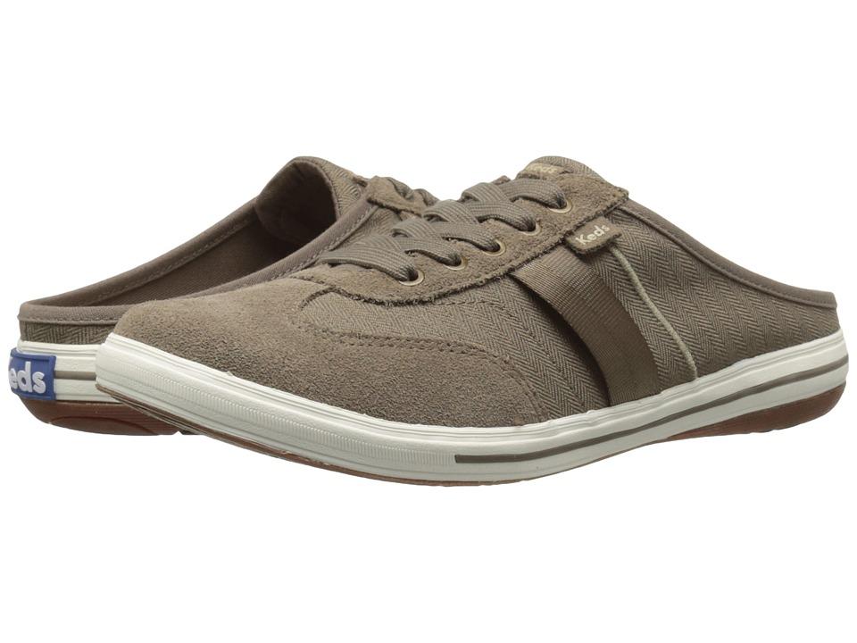 Keds - Virtue (Walnut) Women's Slip on Shoes