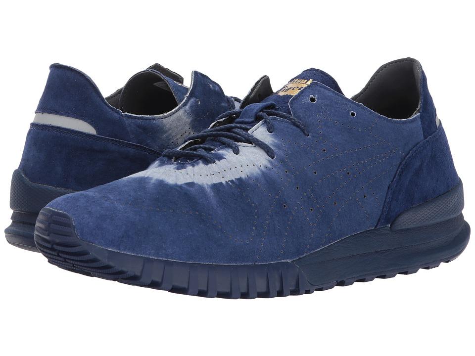 Onitsuka Tiger by Asics Samsara Lo (Indigo Blue/Indigo Blue) Shoes