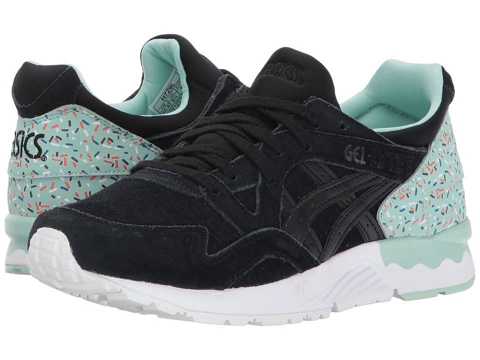 ASICS Tiger - Gel-Lyte V (Black/Black) Women's Shoes