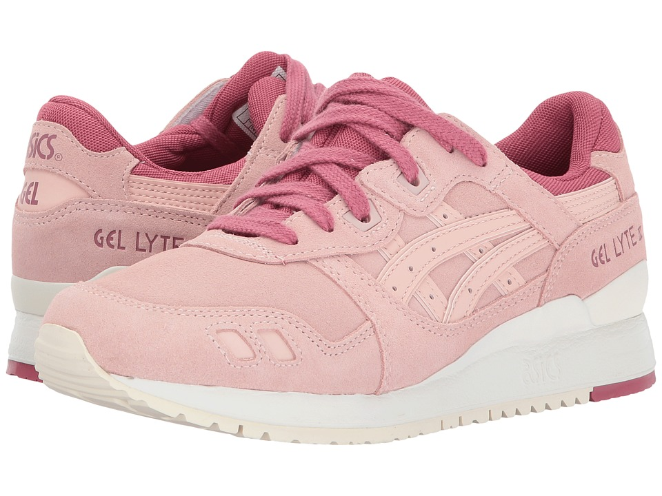 ASICS Tiger - Gel-Lyte III (Evening Sand/Evening Sand) Women's Shoes