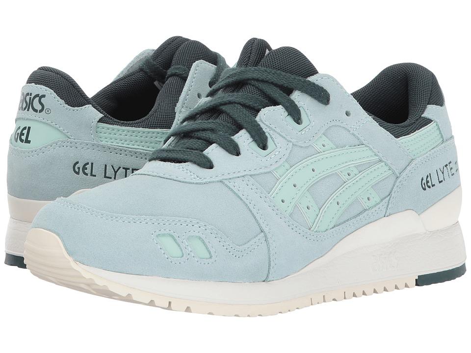 ASICS Tiger - Gel-Lyte III (Gossamer Green/Gossamer Green) Women's Shoes