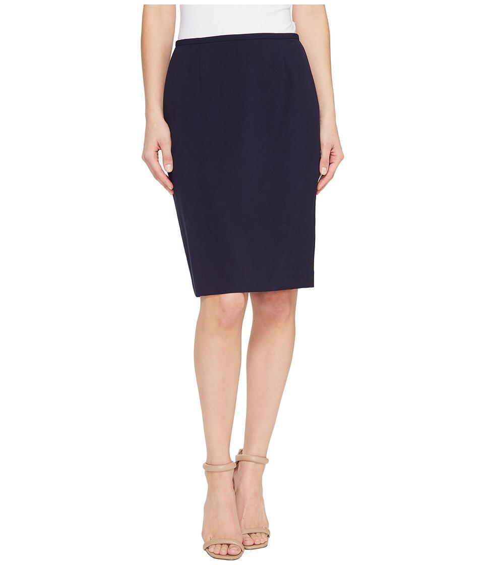 Calvin Klein - Pencil Skirt (Twilight) Women's Skirt