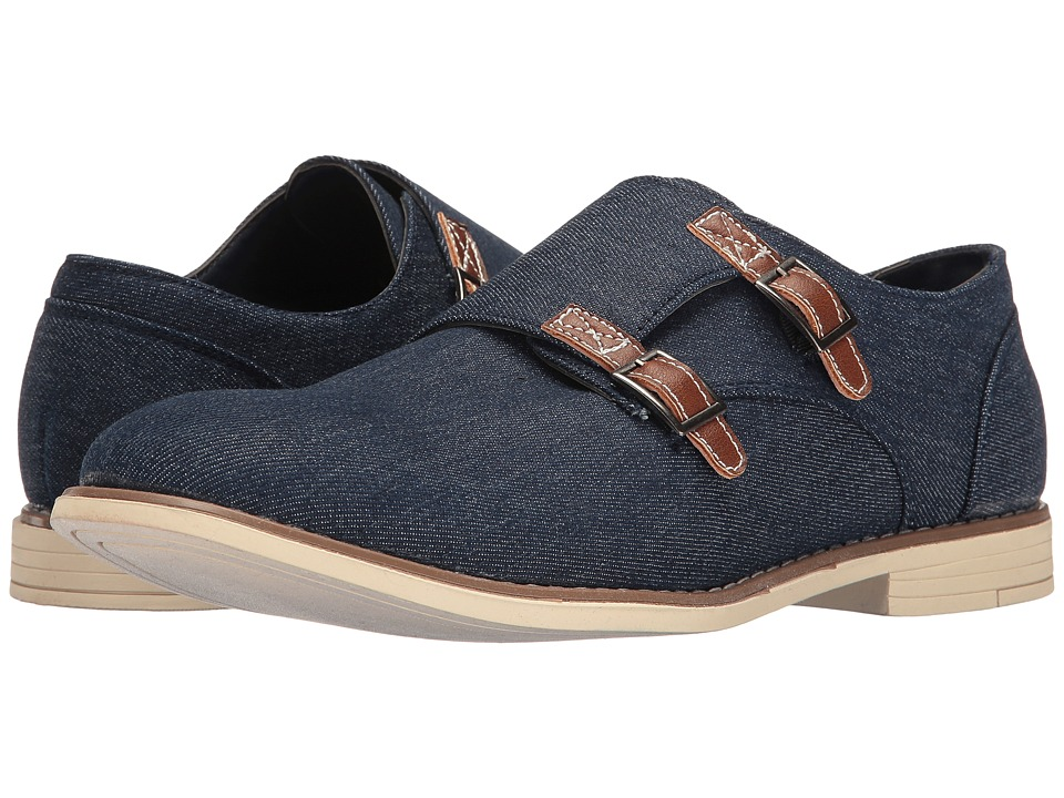 UNIONBAY - Preston (Blue/Denim) Men's Shoes