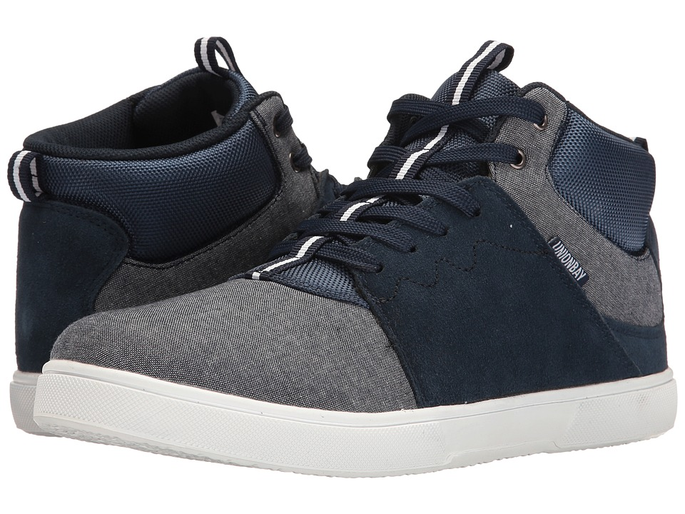UNIONBAY - Blend (Navy) Men's Shoes