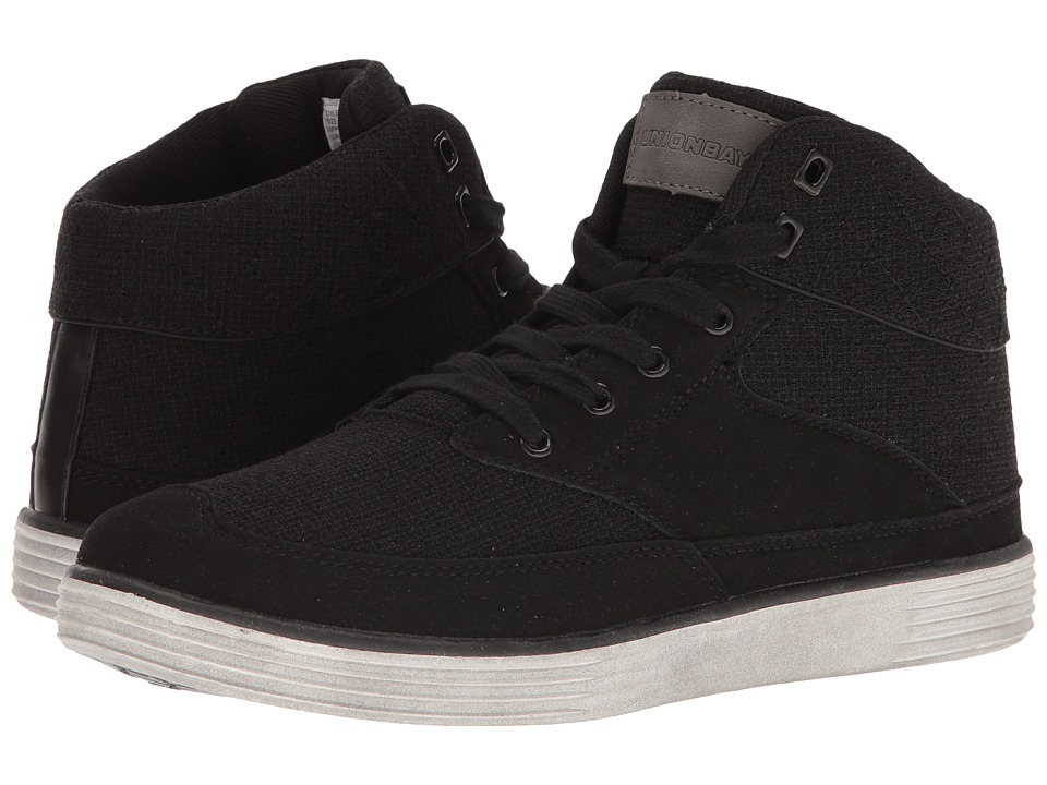 UNIONBAY - Flage (Black) Men's Shoes