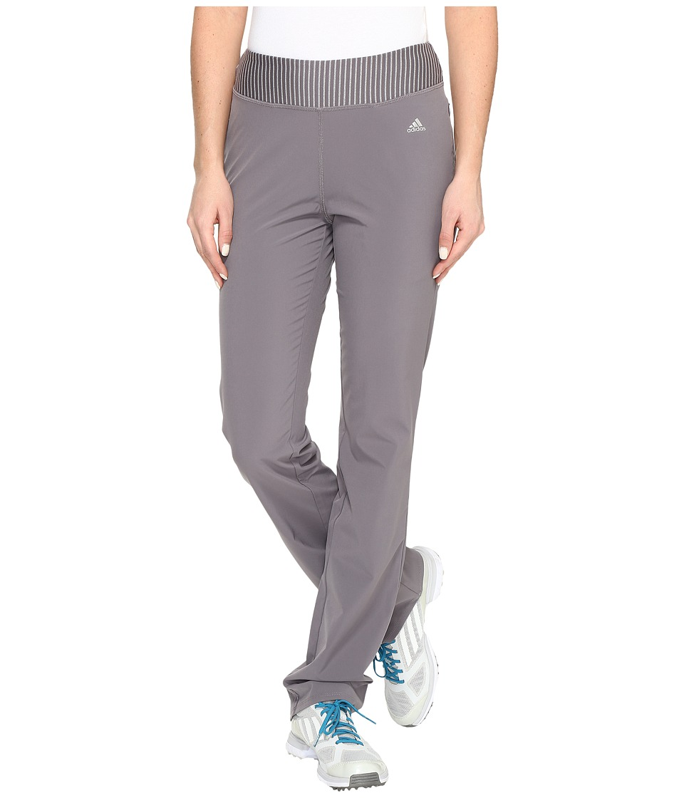 adidas Golf - Rangewear Pants (Trace Grey) Women's Casual Pants