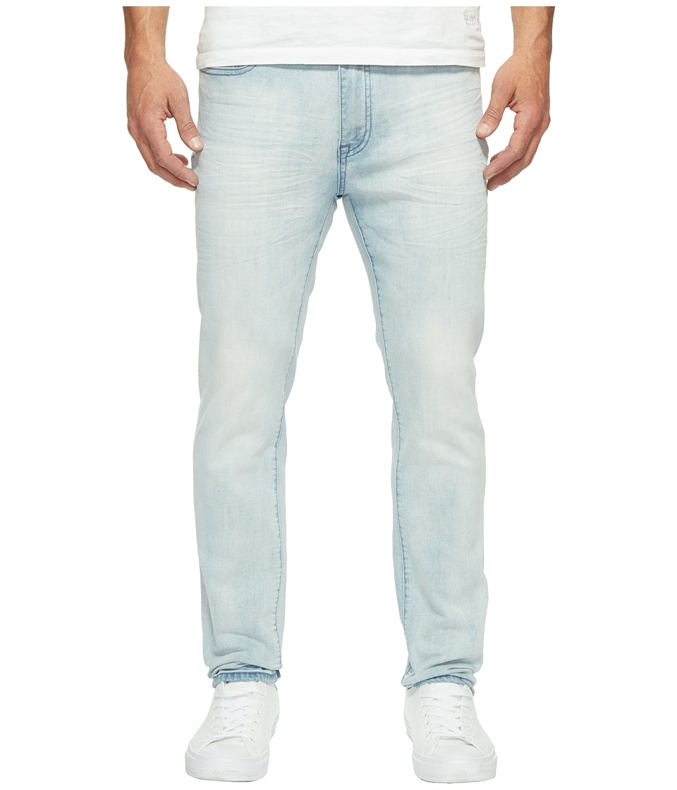 Kenneth Cole Sportswear - Skinny Jeans in Light Indigo (Light Indigo) Men's Jeans
