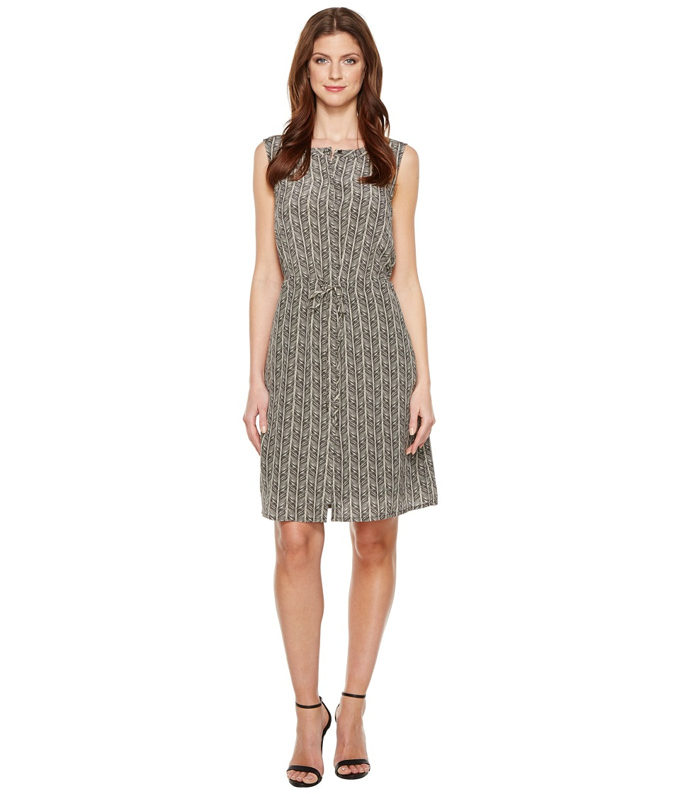 Pendleton - Madrona Herringbone Dress (Herringbone Print) Women's Dress