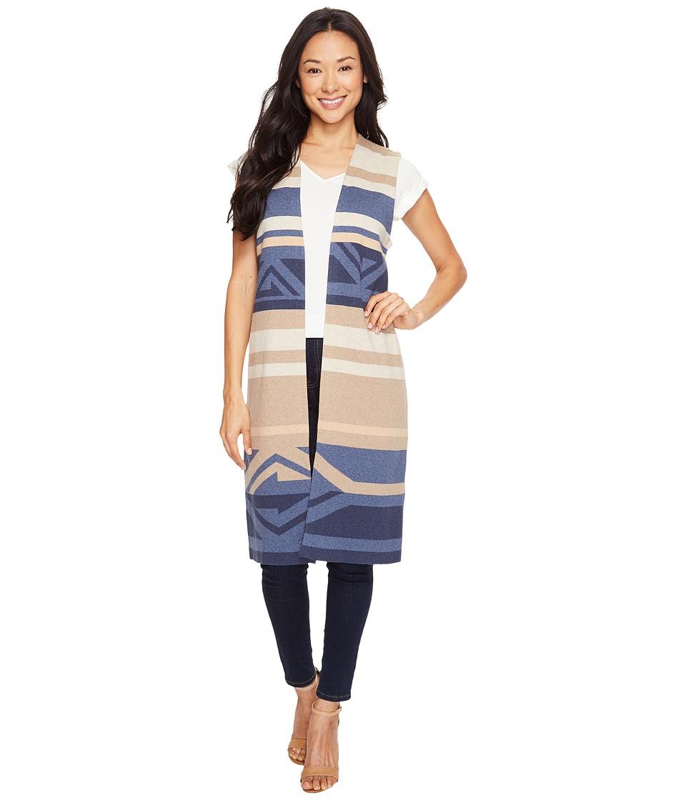 Pendleton - Daryl Vest (Multi Stripe Jacquard) Women's Vest