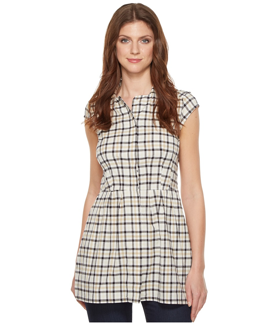 Pendleton - Fit and Flare Tunic (Tattersal Check) Women's Blouse