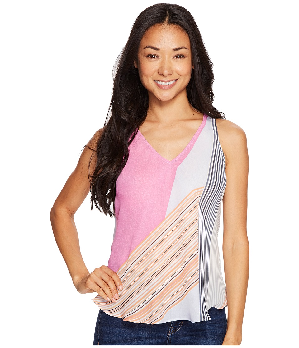 NIC+ZOE - Petite All Angles Tank Top (Multi) Women's Sleeveless