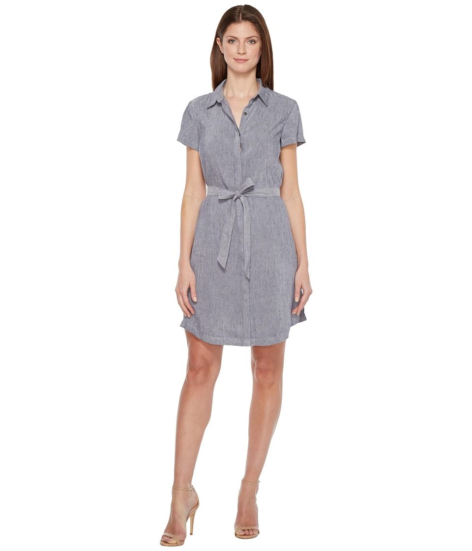 Pendleton - Aimee Chambray Dress (Blue Chambray) Women's Dress