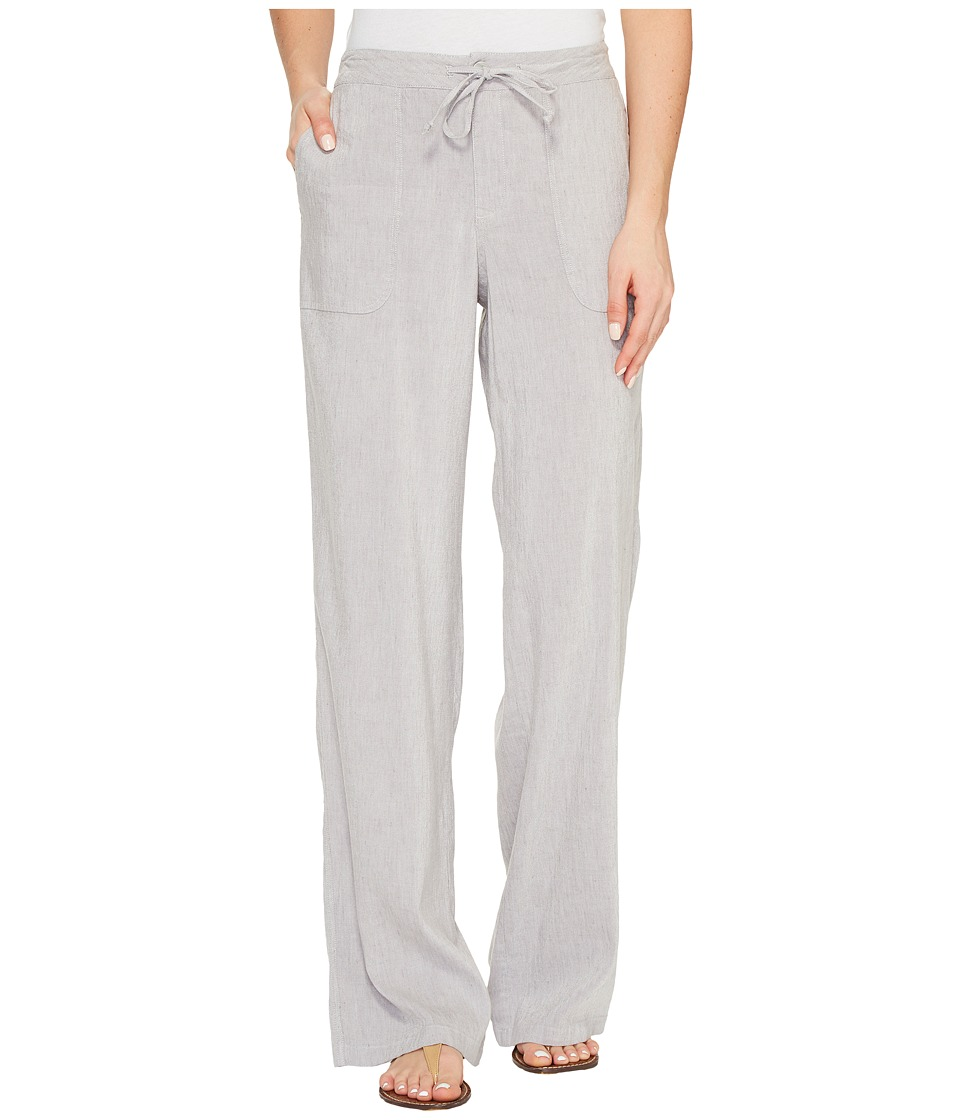 Pendleton - Aimee Chambray Pants (Light Grey Chambray) Women's Casual Pants