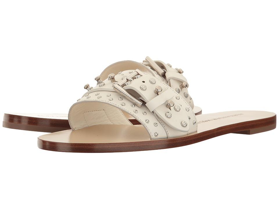 Alexander McQueen Sandal Pelle S.Cuoio (Gesso) Women