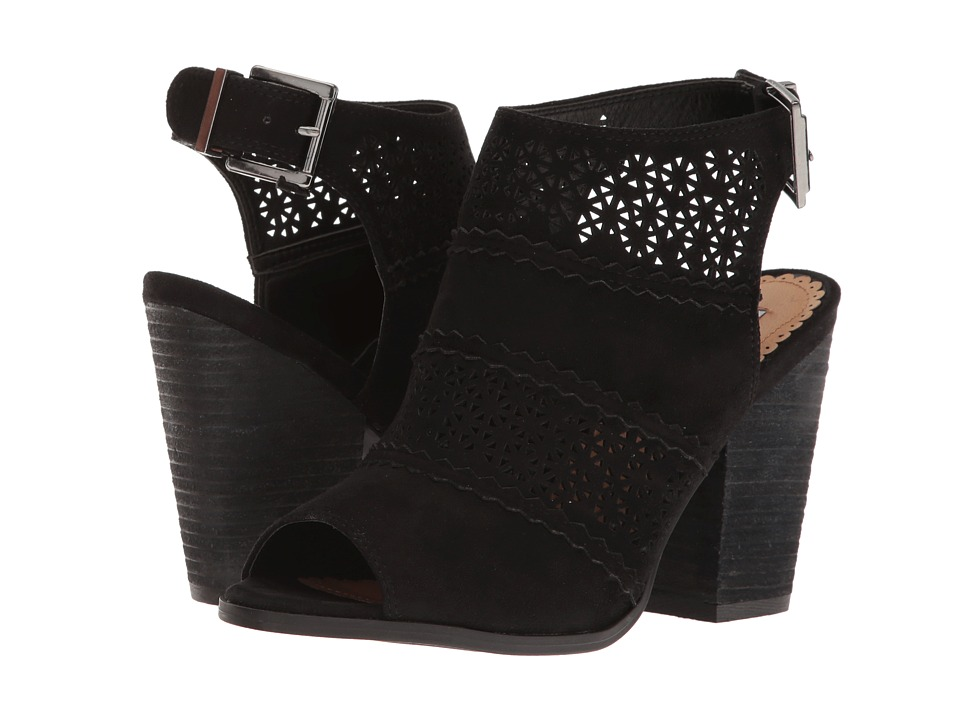Not Rated - Girl B Flossin (Black) High Heels
