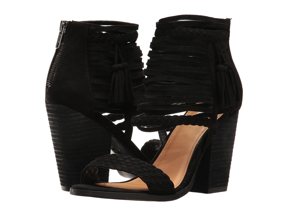 Not Rated - Rosella (Black) High Heels