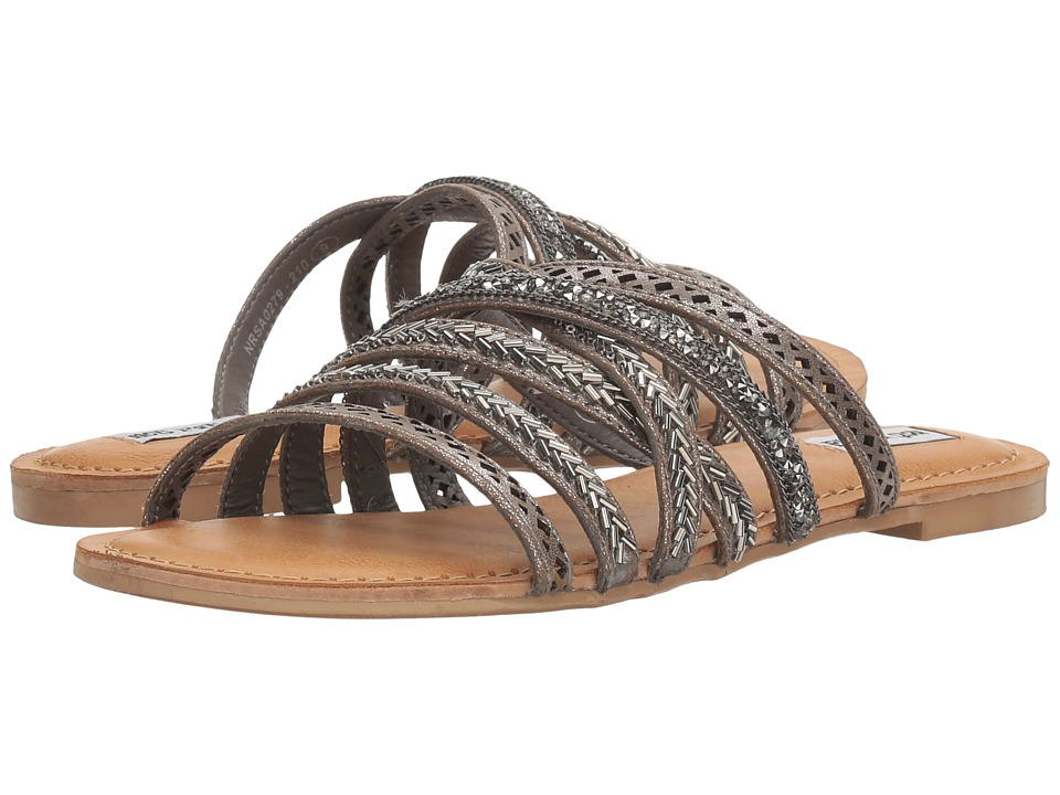 Not Rated - B Me (Pewter) Women's Sandals