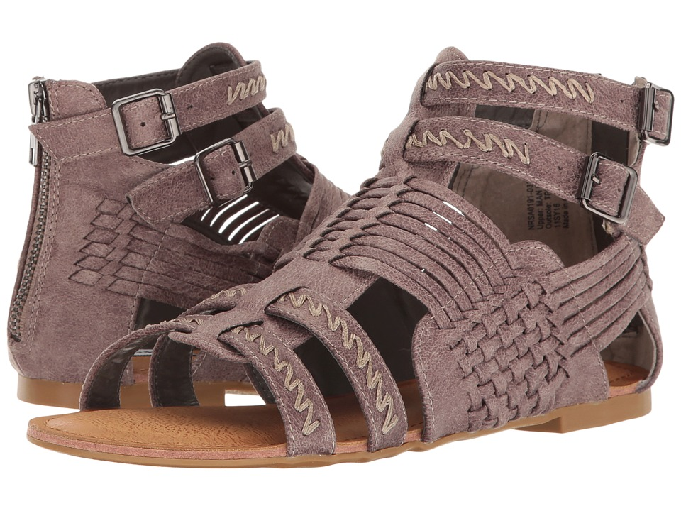 Not Rated - Bed and Breakfast (Grey) Women's Sandals