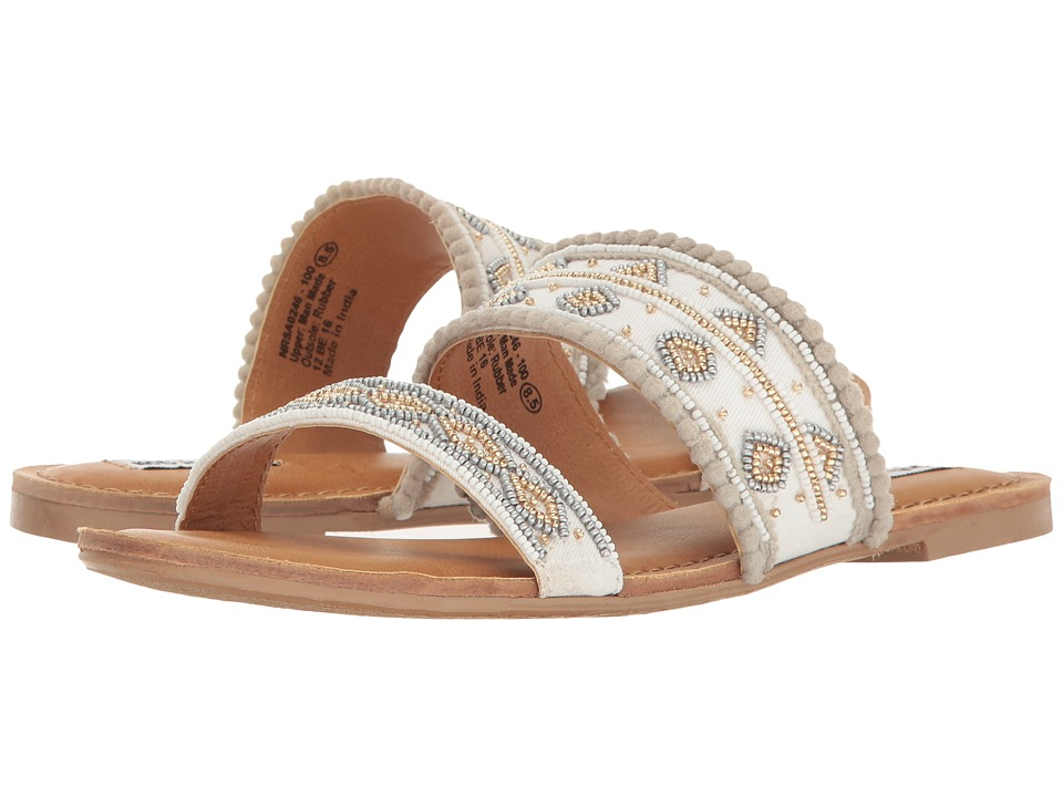 Not Rated - Spira (White) Women's Sandals
